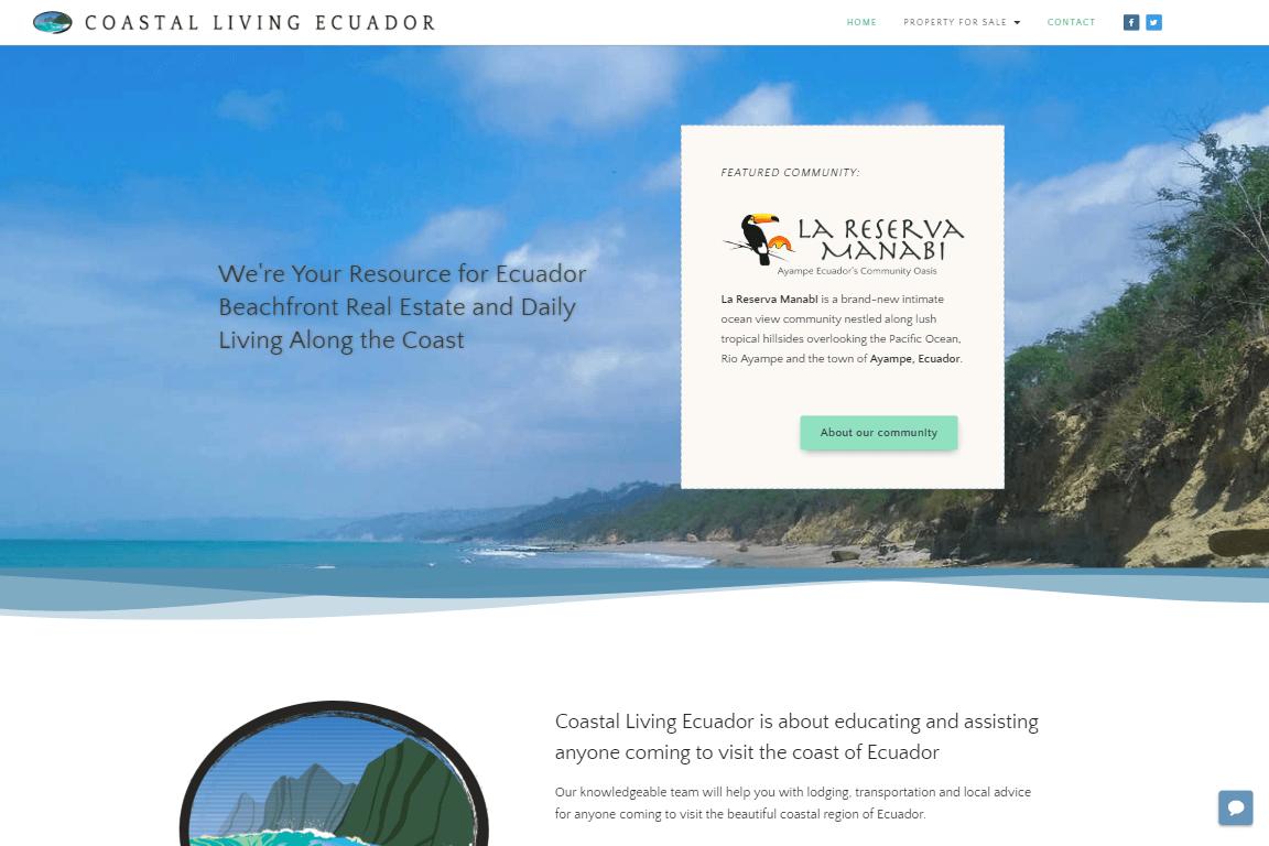 CASE STUDY: Coastal Living Ecuador 4