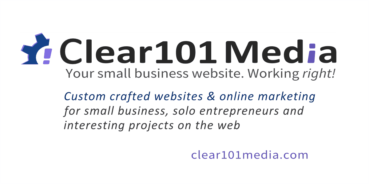 Clear101 Media | WordPress Web Design in Albany NY & Nationwide 1